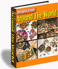 Thumbnail Recipes From Around The World Volume 1 and 2!  With resell